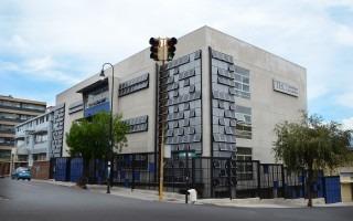 imagen del edificio del Campus Tecnológico Local  San José