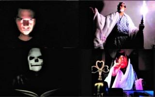 Ensayo virtual de experimentación con la luz y la oscuridad