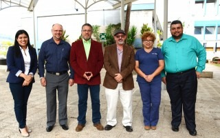 Imagen de seis personas candidatas para ser representantes en elConsejo Institucional del TEC.