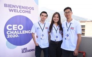 Estudiantes del TEC en Colombia