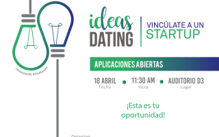 Ideas Dating vincúlate a un satrtup.