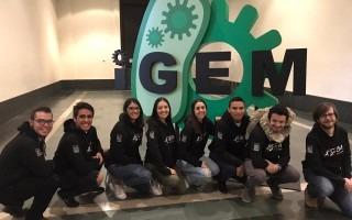 estudiantes participantes de IGEM