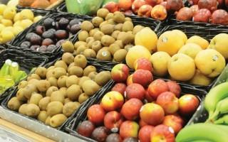 verduras en cajas