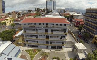 Imagen aérea del Centro Académico <strong>(<em>imagen aérea del Centro Académico de San José: Archivo / OCM)