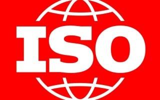 Logo de ISO.