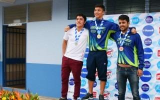 Ganadores de Natación en Juncos.
