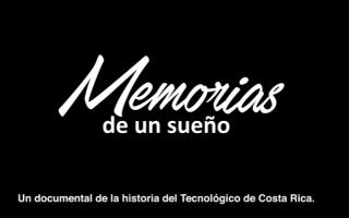 """""""Memorias de un sueño"""" relata en menos de 30 minutos la historia del TEC. (Imagen extraída del documental)"""
