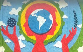 mural en el tec