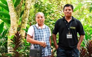 guías turísticos indígenas
