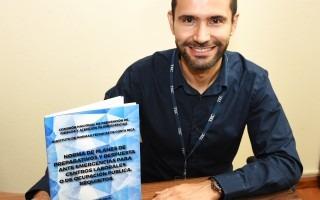 Andrés Robles Director Escuela Seguridad Laboral
