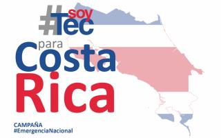 Se lee #SoyTEC para Costa Rica.