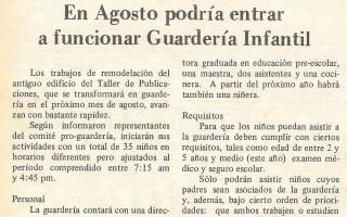 Periódico Estructura/Segunda Quincena de junio 1987/Edición N°4/Página 2