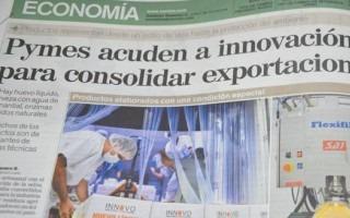El proyecto Magenta Biolabs, desarrollado por estudiantes del TEC, destacó una vez en la prensa nacional. (Imagen obtenida del periódico La Nación)