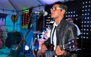 La banda Be Wild fue la encargada de abrir la décima edición del Festival Paula Rock (Foto:OCM)