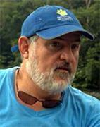 Gino Biamonte, presidente de la Asociación Preservacionista de Flora y Fauna Silvestre (Apreflofas)