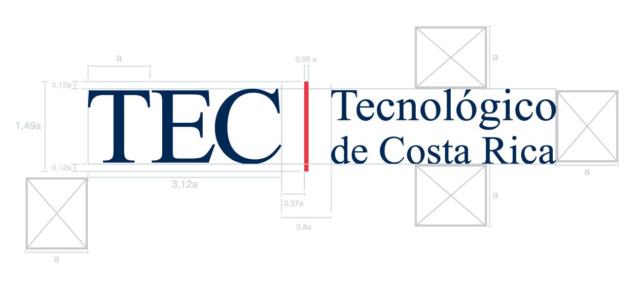 áreas de seguridad logo del TEC