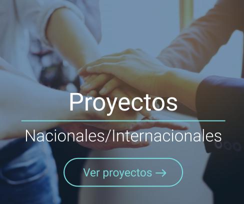 proyectos nacionales e internacionales de la oficina, enlace de ingreso
