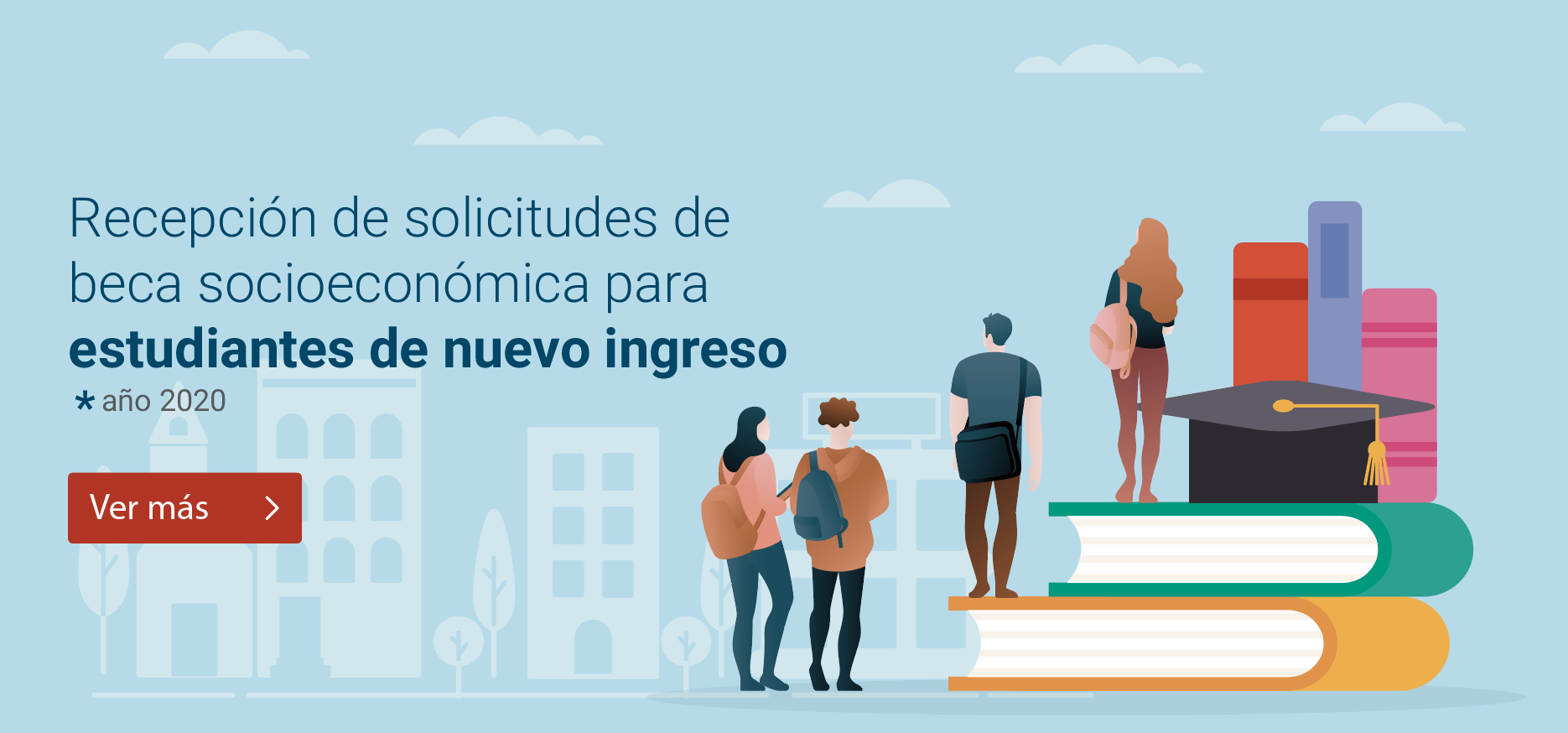 información becas para estudiantes de nuevo ingreso