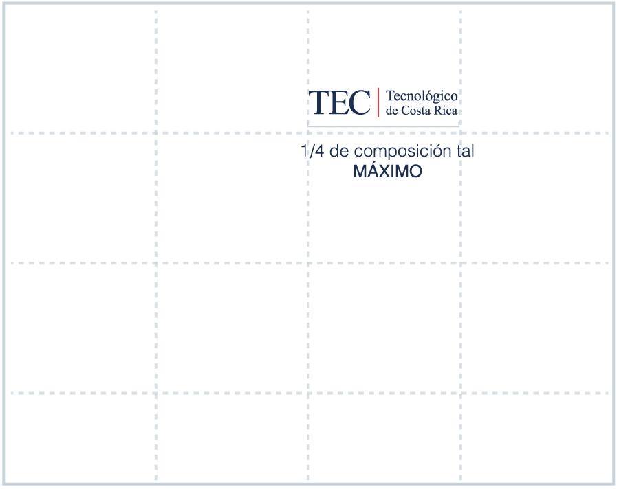 composición cuarto logo del TEC