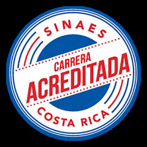 Carrera acreditada por: Sistema Nacional de Acreditación de la Educación Superior (SINAES)