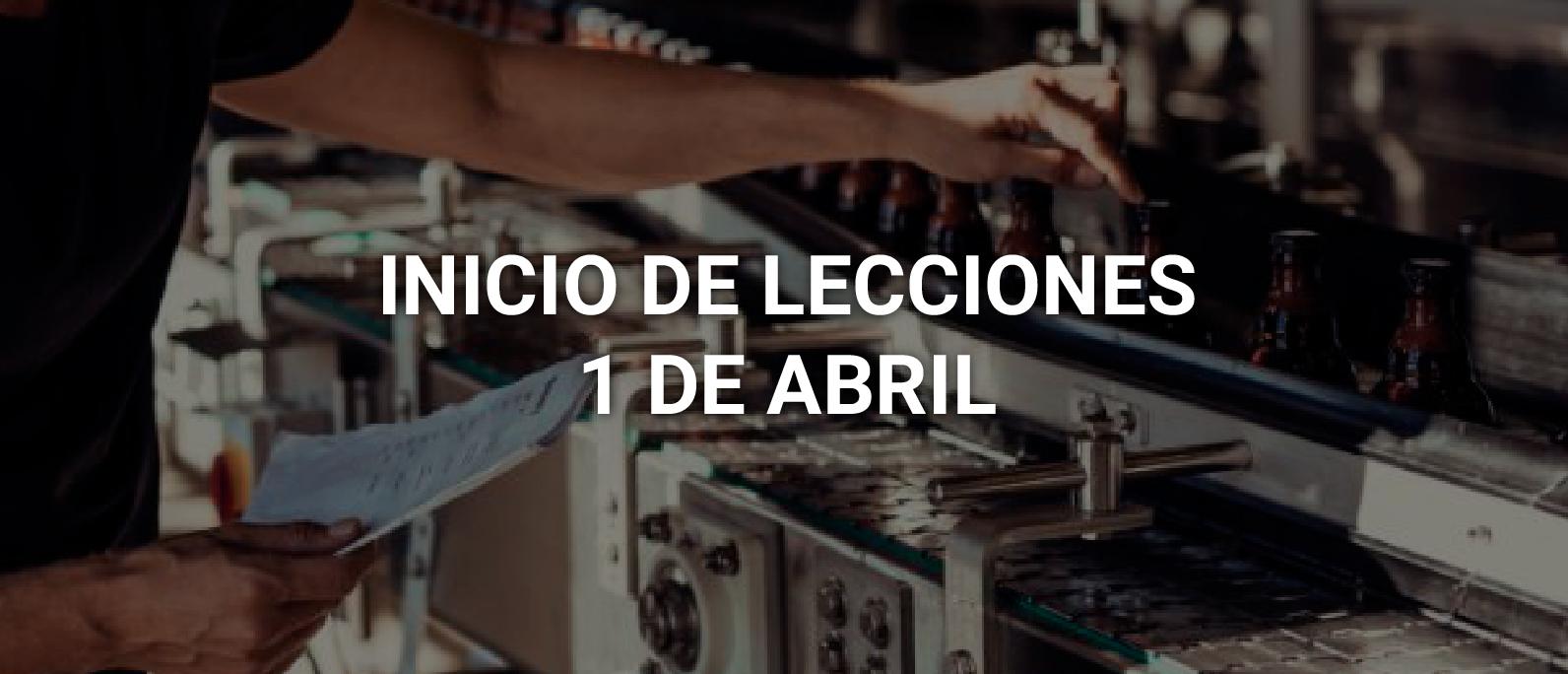 banner inicio lecciones 1 de abril técnico en supervisión de producción