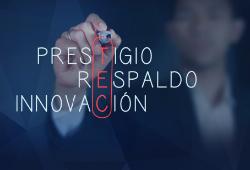 Prestigio, Respaldo, Innovación