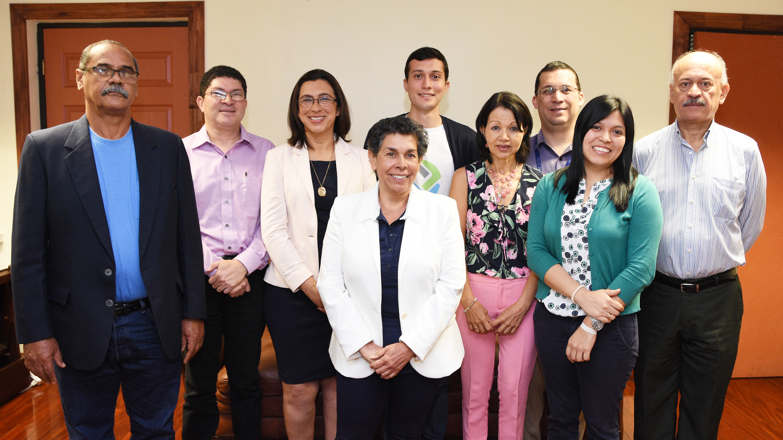 Miembros del consejo institucional