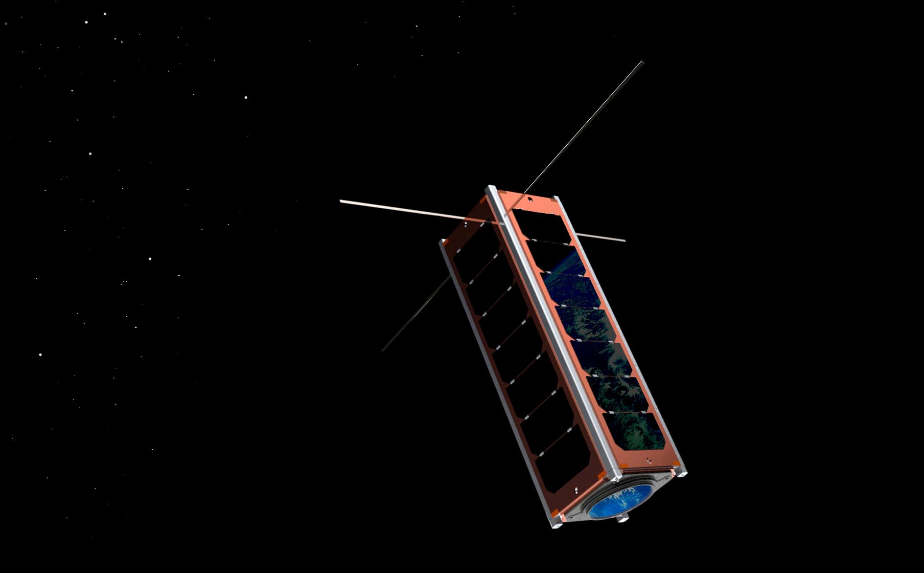 satelite tipo cubesat