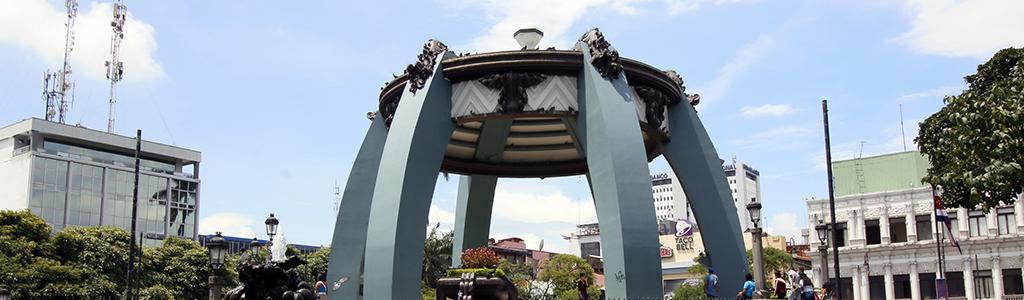 parque central de san josé