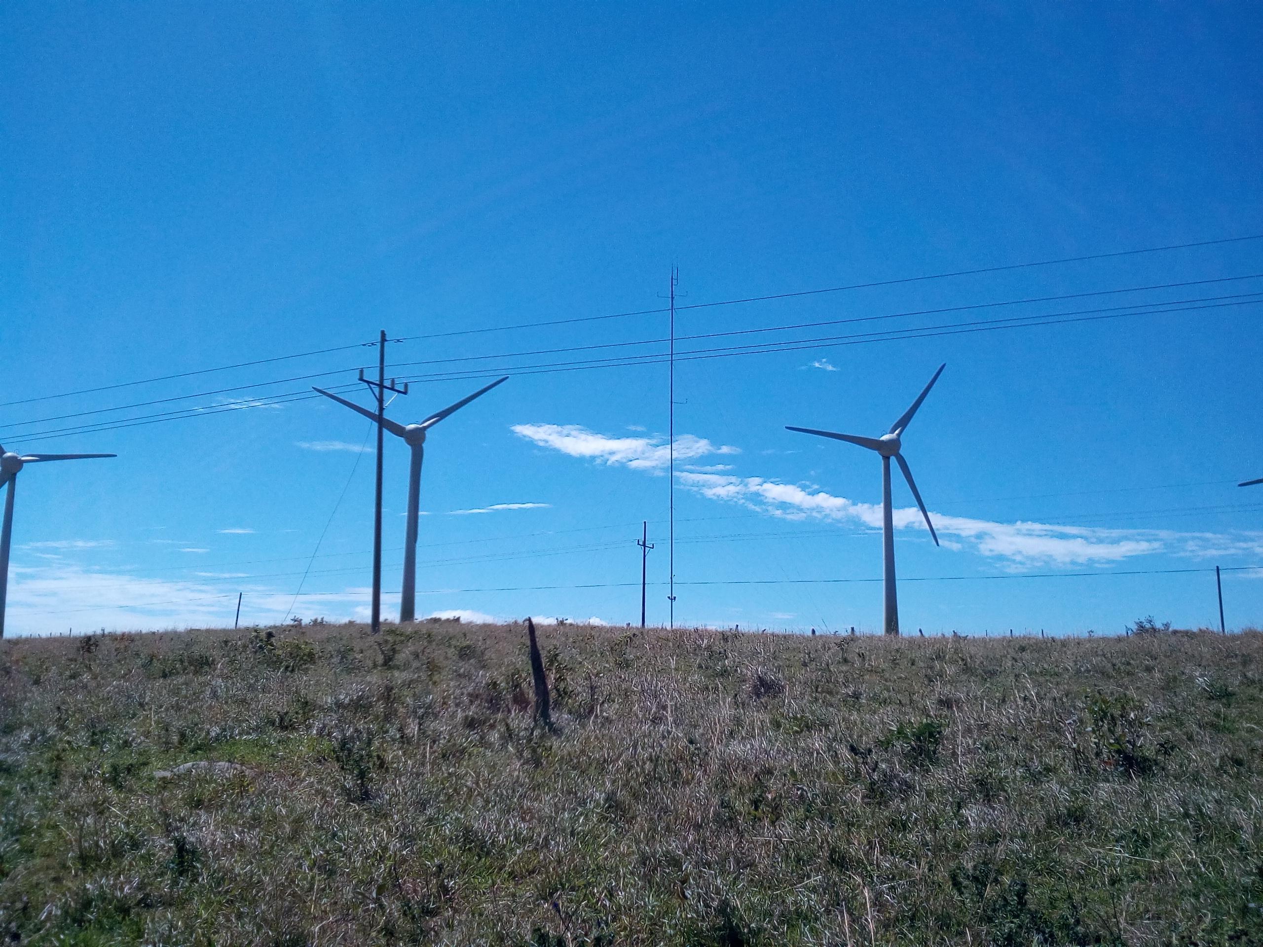 Turbinas eólcias