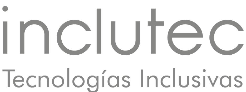 Logo Inclutec - Tecnologías Inclusivas