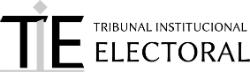 Logo Tribunal Institucional Electoral
