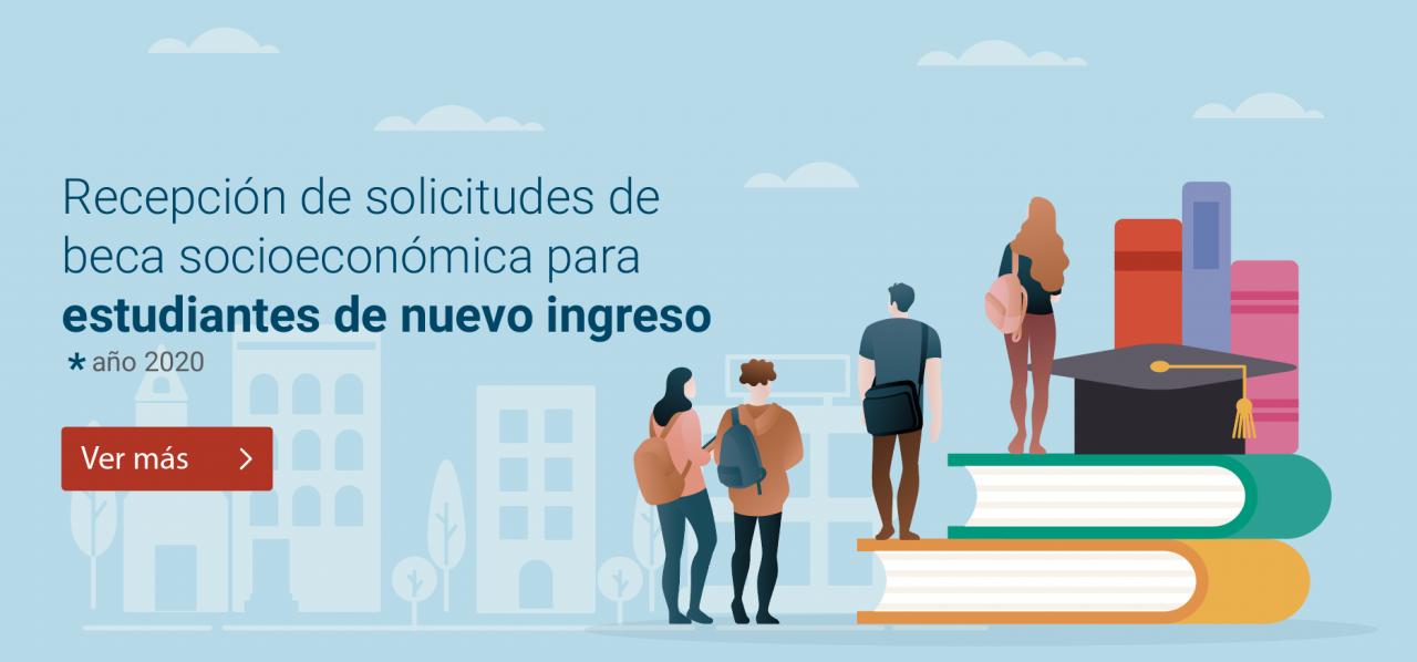solicitud de becas socioeconómicas para estudiantes de nuevo ingreso