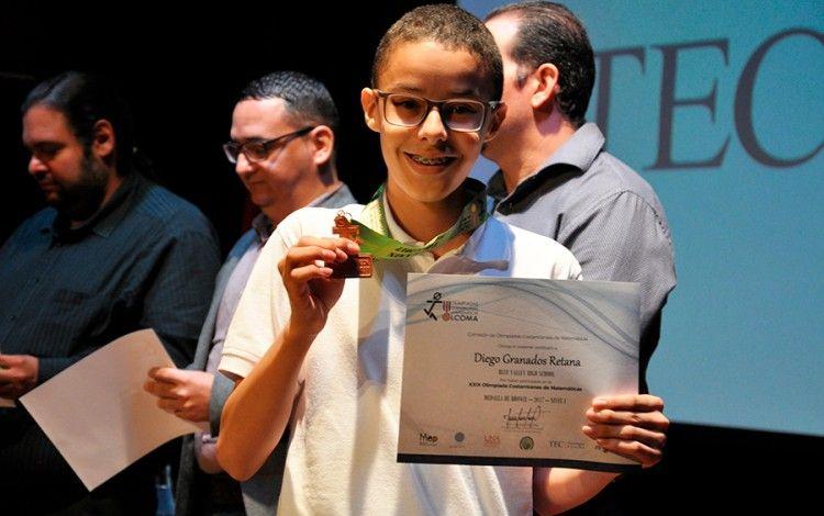 TEC hosted the Costa Rican Mathematics Olympiad awards | TEC