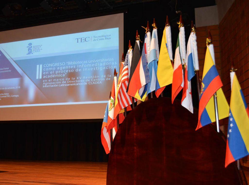 """II Congreso """"Bibliotecas universitarias como agentes infomediadoras"""" en el marco de la XV Reunión de la Agrupación de Directores de Centros de Información de CLADEA."""