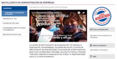 imagen principal sitio web programa académico
