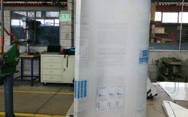 Inicia construcción de turbina de eje vertical ecológica