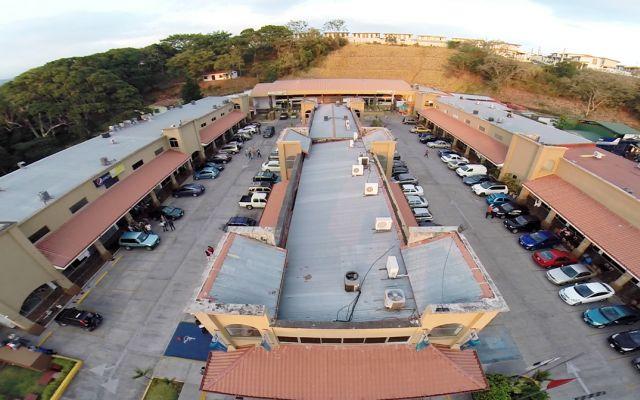 Vista área - Centro Académico de Alajuela