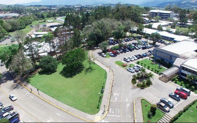 Vista área - Sede Central Cartago 1