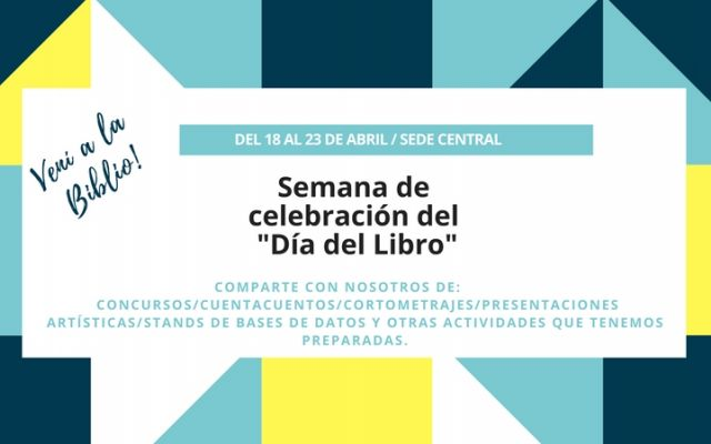 """Celebración del """"Biblio-TEC informa Boletín de Novedades Bibliográficas"""" del 18 al 23 de abril en la Biblioteca José Figueres Ferrer"""