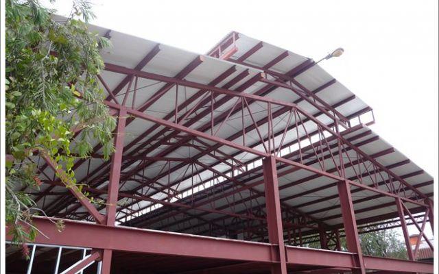 Remodelación del edificio L-3
