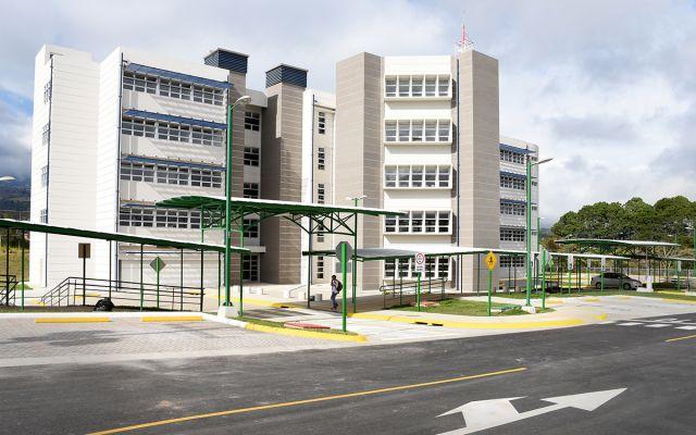Edificio de Electrónica
