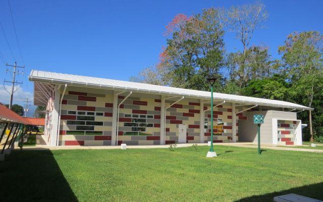 Edificio de Investigación Sede Regional
