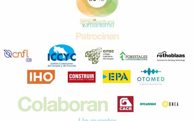 Patrocinadores y colaboradores
