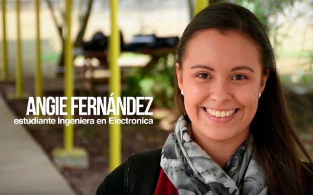 (Video) Mujeres en la Ingeniería: Ingeniería Electrónica
