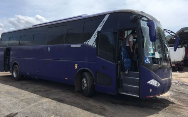 Área de Transportes, de la Sede Regional San Carlos, estrenará bus para giras académicas
