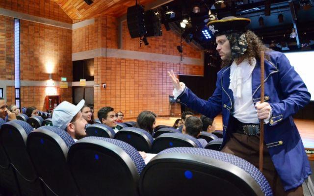 Ciclo de Exposiciones fortaleció habilidades comunicativas de los alumnos del TEC
