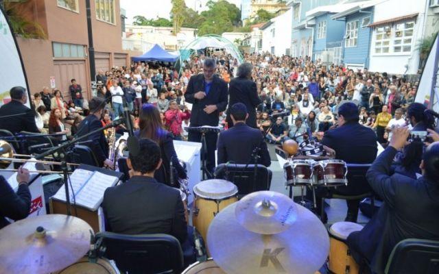 Barrio Amón vivió su fiesta anual