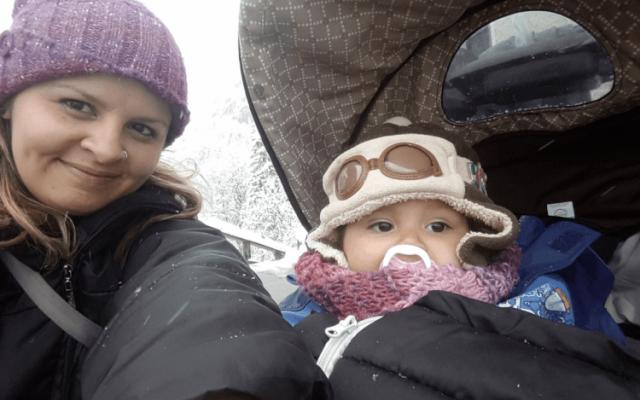 Ser madre y universitaria en el extranjero, una experiencia inolvidable