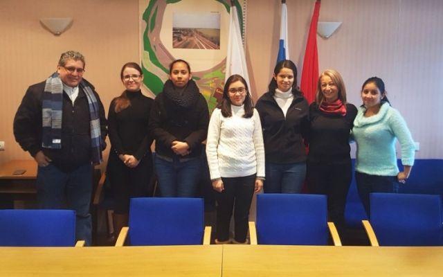 Estudiantes y profesores vivieron una experiencia profesional, cultural y tecnológica en universidad rusa